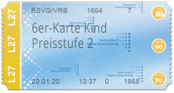 6er-Karte Kind - PS2 (90 min)